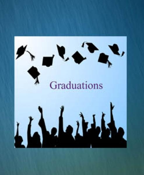 *Graduations