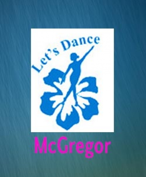 Let's Dance | McGregor
