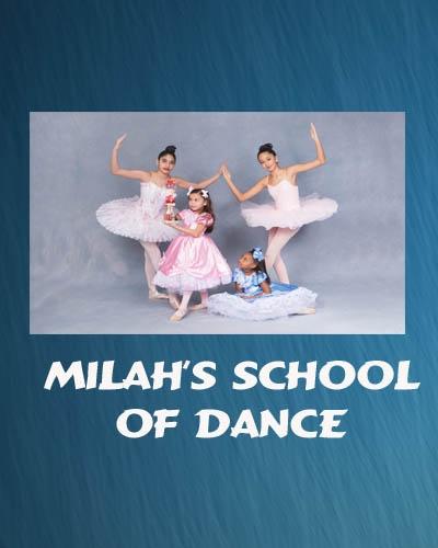 MILAH'S SCHOOL OF DANCE SATURDAY, JUNE 4, 2016
