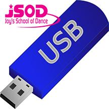 JSOD Recital  Sunday,  JUNE 9, 2019 | 6PM Recital USB Drive