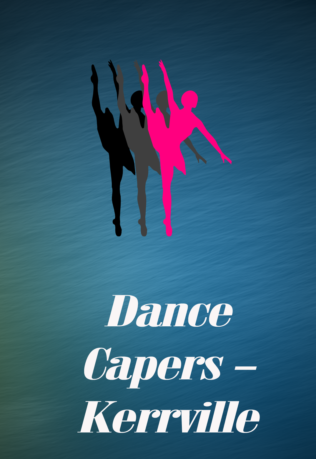 DANCE CAPERS RECITAL 2016 SUNDAY, MAY 15, 2016