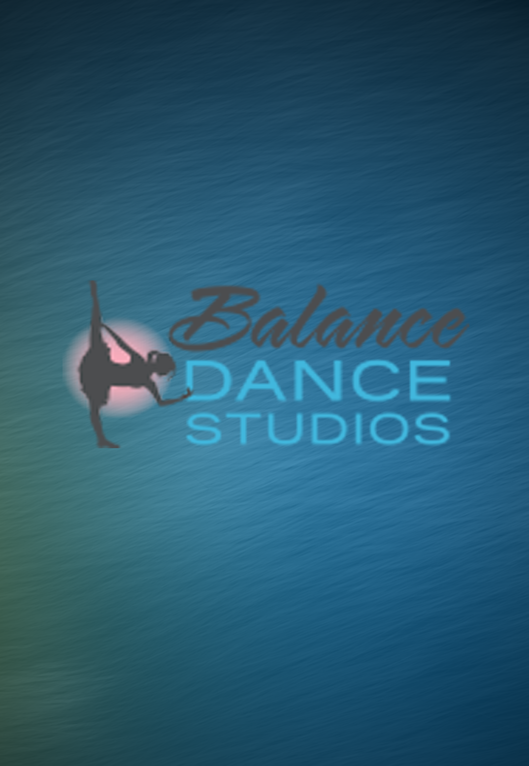 BALANCE DANCE STUDIO RECITAL SATURDAY, MAY 14, 2016 3:00PM